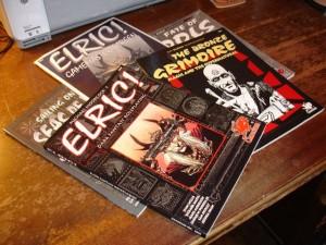 Elric RPG Books