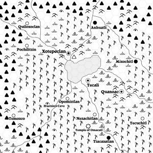 Tlactoztlan Map