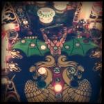 Lost World Pinball Closeup