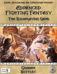 Advanced Fighting Fantasy