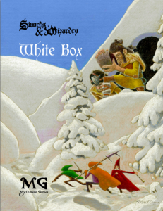 Swords & Wizardry White Box